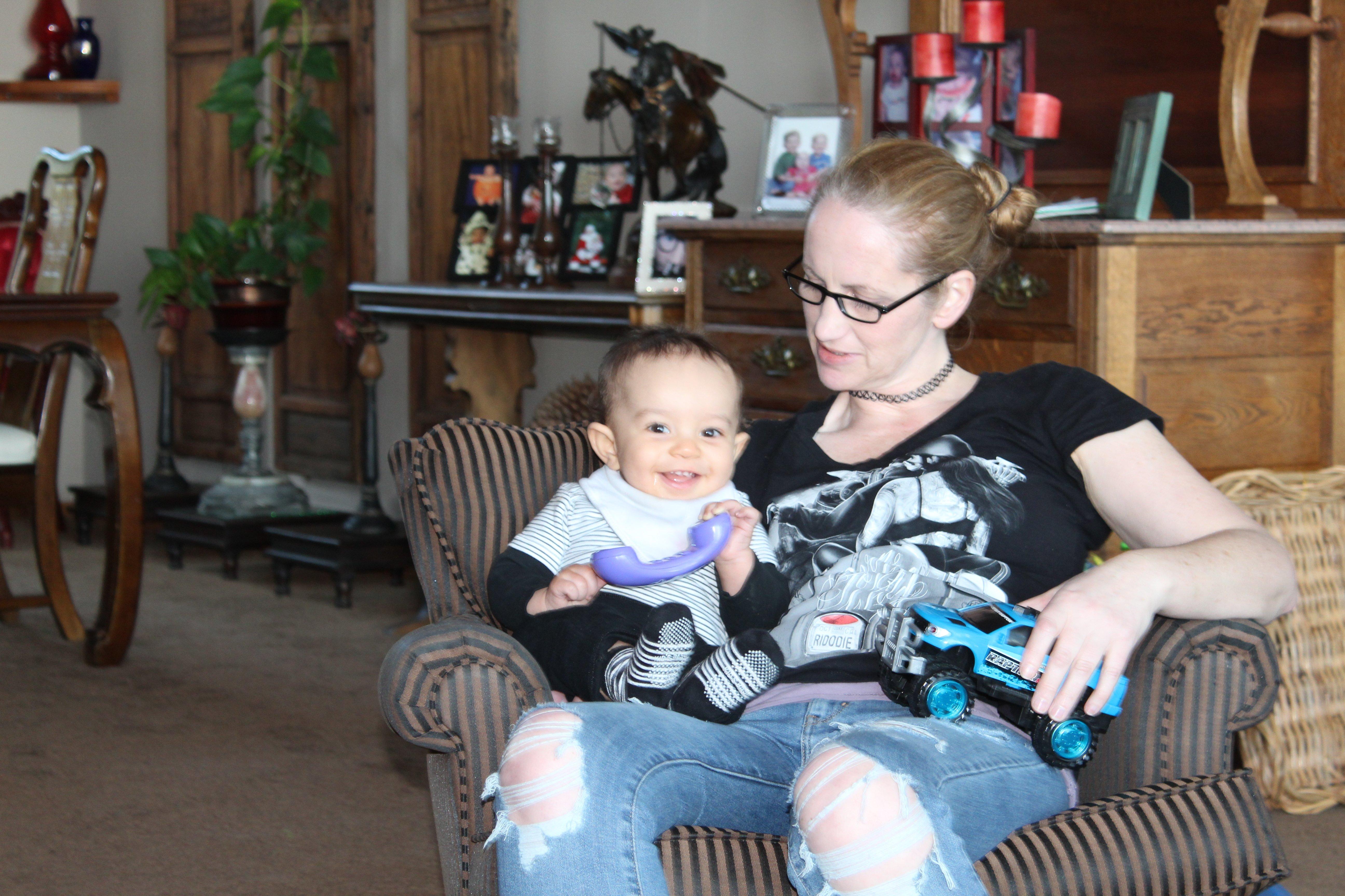 Joanna (Cashy's grandma)